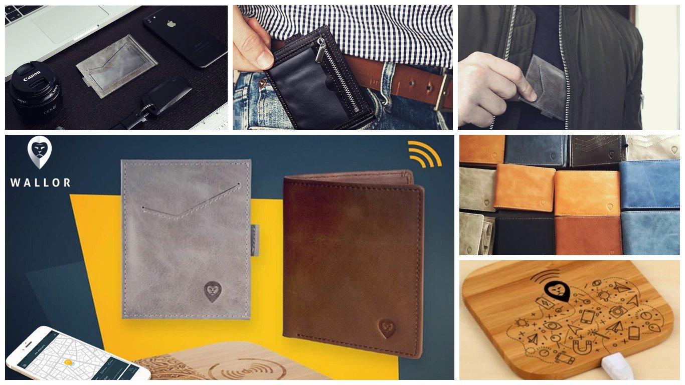 Wallor - smart wallet